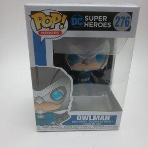 Owlman Funko